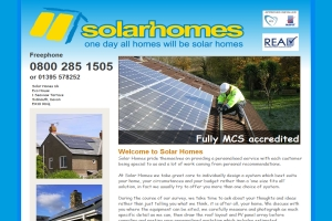 Solar panels in Devon, Dorset & Somerset